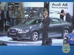 Audi A6 Bows in Moscow - Latest News Video Photo