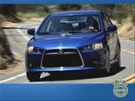 Mitsubishi Lancer Ralliart News Video Photo