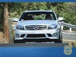 Mercedes-Benz C63 AMG News Video Photo