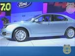 2010 Ford Fusion and Mercury Milan Hybrids Photo