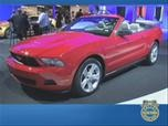 2010 Ford Mustang Auto Show Video Photo