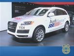 2009 Audi Q7 TDI Auto Show Video Photo