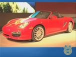 2009 Porsche Boxster Auto Show Video Photo