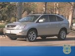 Lexus RX 350 Video Review -- 2008