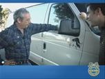 Mike Watt and a Ford Econoline Van - Video