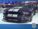 2010 Ford Shelby GT500 Auto Show Video Photo