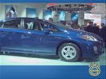 2010 Toyota Prius Auto Show Video Photo