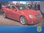 Cadillac CTS Sport Wagon Auto Show Video Photo
