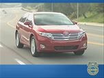 Toyota Venza Video Review