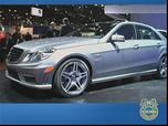 2010 Mercedes-Benz E63 AMG Auto Show Video Photo