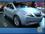 Acura ZDX Concept Auto Show Video Photo