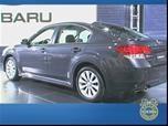 2010 Subaru Legacy Auto Show Video