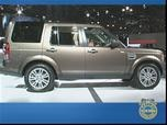 2010 Land Rover LR4 Auto Show Video