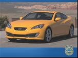 Hyundai Genesis Coupe Feature Video Photo