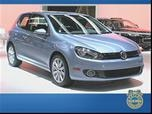 2010 Volkswagen Golf Auto Show Video Photo