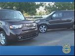 Kia Soul and Nissan Cube Go Head to Head