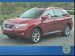 Lexus RX 350 Video Review Photo