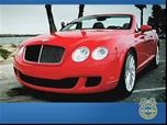 Bentley Continental GTC Speed Video Review Photo