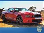 Ford Mustang SHELBY GT500 Up Close Video Photo