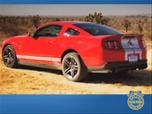 Ford Mustang SHELBY GT500 Design Video Photo