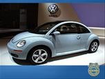 VW New Beetle Final Edition LA Auto Show Photo