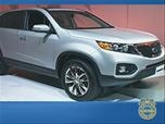 Kia Sorento Interview LA Auto Show Video Photo