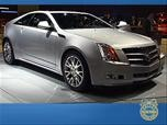Cadillac CTS Coupe LA Auto Show Video Photo