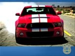 2010 Ford Mustang SHELBY GT500 in HD Photo