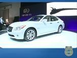 2012 Infiniti M35h Hybrid - LA Auto Show