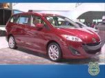 2012 Mazda MAZDA5 - LA Auto Show