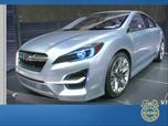 Subaru Impreza Design Concept - Auto Show Photo