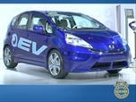 Honda Fit EV Concept - LA Auto Show Photo