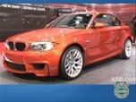 2012 BMW 1 Series M Coupe - 2011 NAIAS
