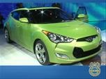 2012 Hyundai Veloster - 2011 NAIAS Photo