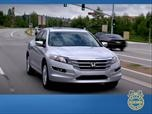 Honda Accord Crosstour Video Review