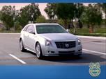 Cadillac CTS Sport Wagon Review Photo