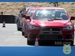 Mitsubishi Evolution Driving School Video Photo