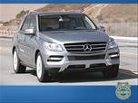 2012 Mercedes M-Class Video Review Photo