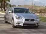 Lexus GS Review Photo