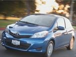 2012 Toyota Yaris Video Review Photo