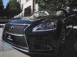 2013 Lexus LS Video Review Photo