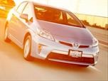 Toyota Prius Plug-in Review Photo