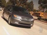 2013 Honda Odyssey Video Review
