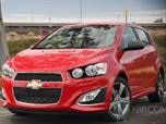 2013 Chevy Sonic Video Review Photo