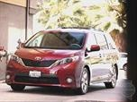 2014 Toyota Sienna Review - 5:04