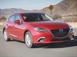 Mazda3 Review Photo