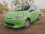 Mitsubishi Mirage Review Photo