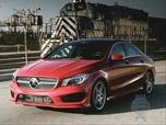 Mercedes-Benz CLA-Class Review Photo