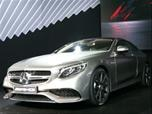 Mercedes-Benz S63 AMG Coupe - NY Auto Show