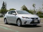 Lexus CT200h - Quick Take